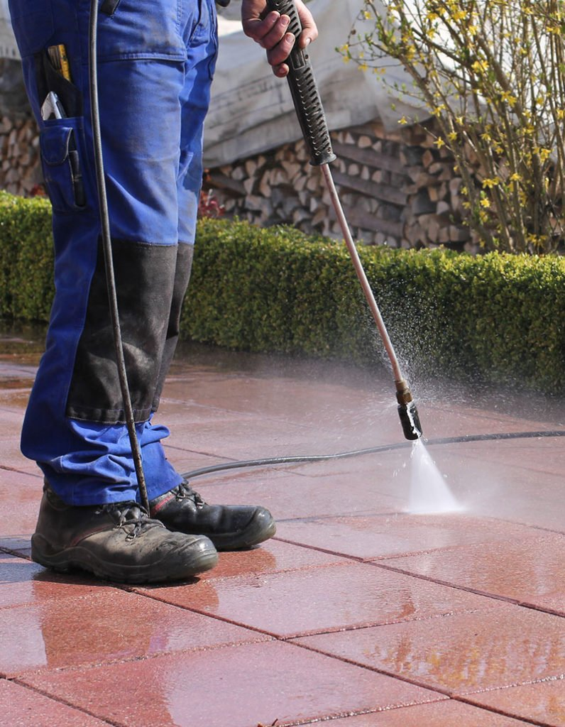 Eugene Concrete Cleaning Company